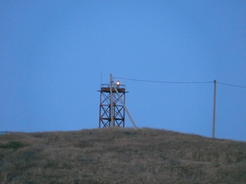 свет маяка Янтарный